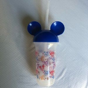 Authentic Disney Park Souvenir Cup